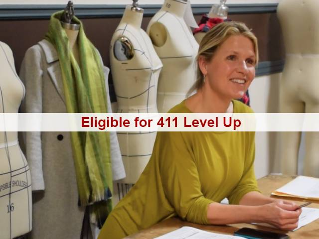 Eligible for 411 Level Up