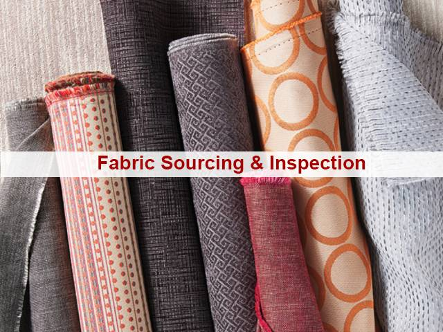 Fabric Sourcing Inspection